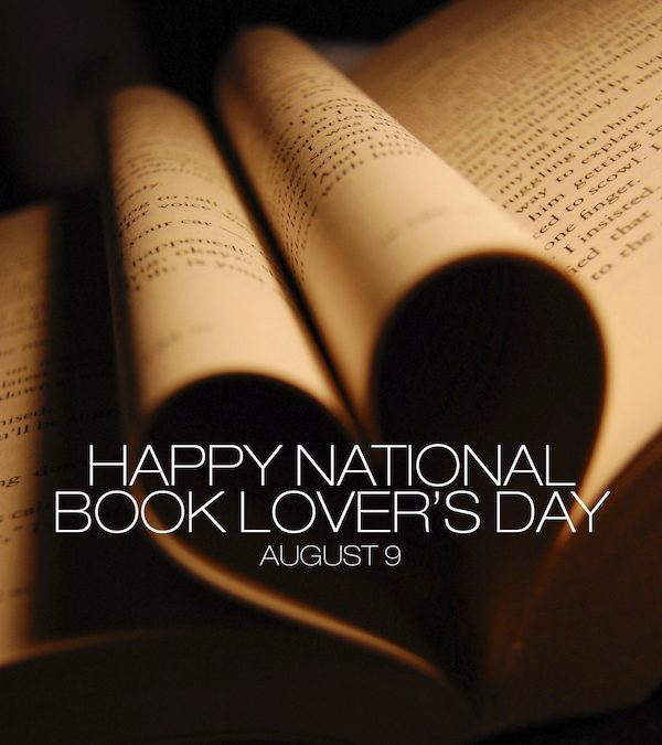 A Month's Adventures for National Book Lover's Day