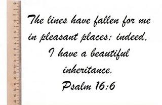 Pleasant lines?
